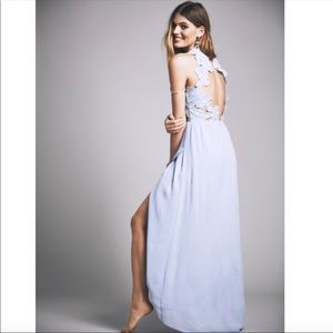 Saylor x Free People Melody Maxi Dress S
